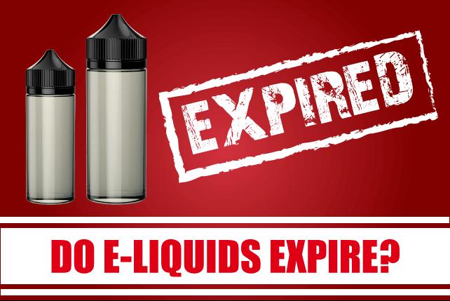 Does E-Liquid Expire?