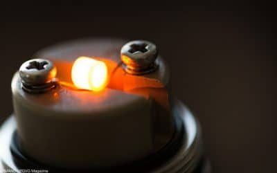 A chemist's advice: Don't Dry-Burn your coil